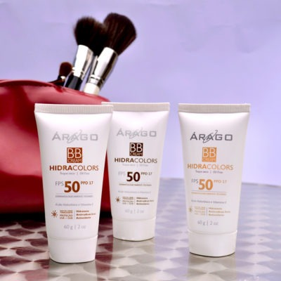 BB Cream Hidracolors, árago