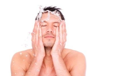 hidratação da pele