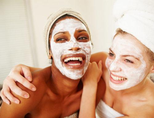 Encontre a máscara facial para o seu tipo de pele