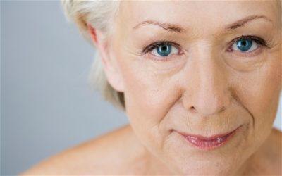acnes nas peles envelhecidas, árago