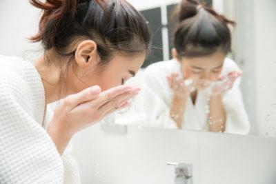 limpeza de pele em casa
