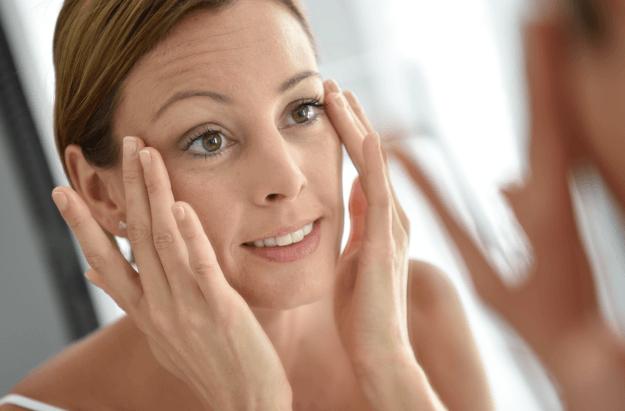 Como combater a flacidez facial?
